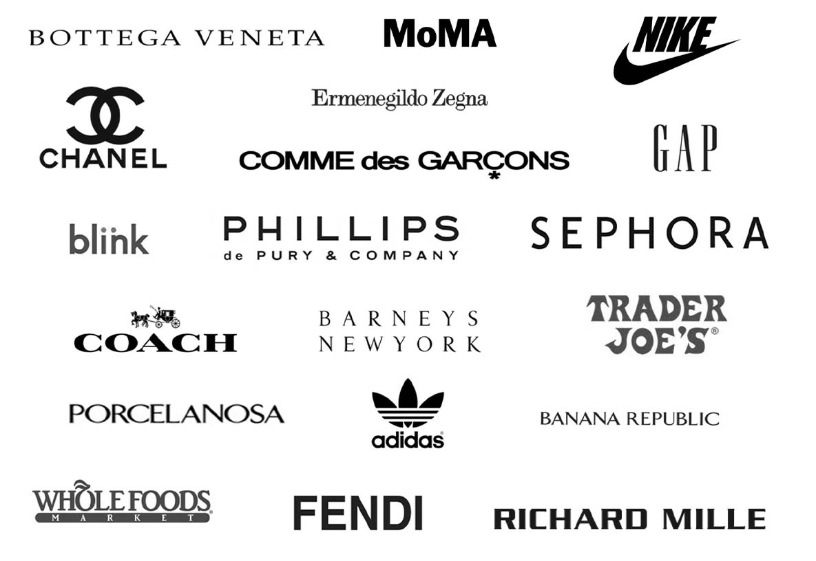 Retail Partner list